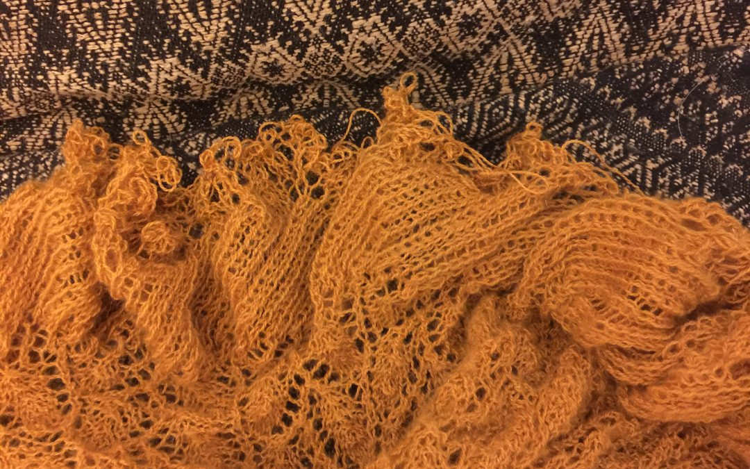 My great knitting disaster